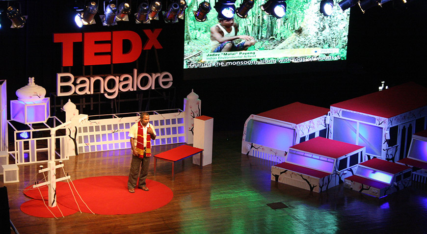 tedX-on-stage