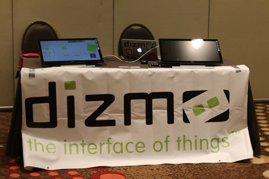 Dizmo at RobotsConf