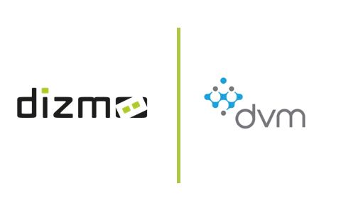dvm choose dizmo for Gitex